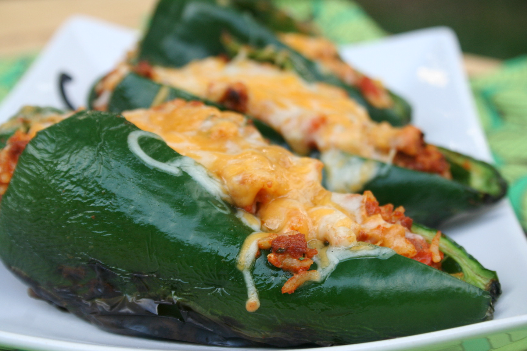 ... stuffed peppers grilled chorizo stuffed poblano peppers recipes
