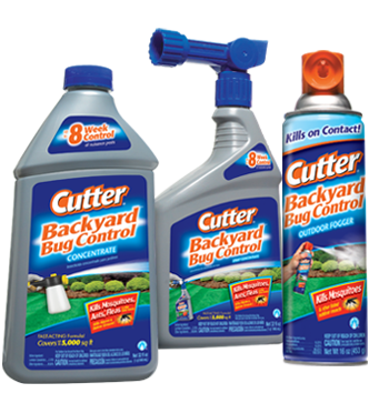 Cutter Insect Repellent Keeps Families Safe Summer