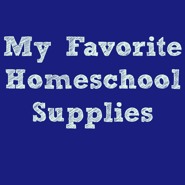 Homeschoolsupplies