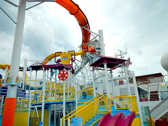 Carnival Water Works